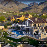 New Site Launch: Platinum Living Group