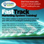 Introducing Fast Track Training for your iFoundAgent IDX and Website