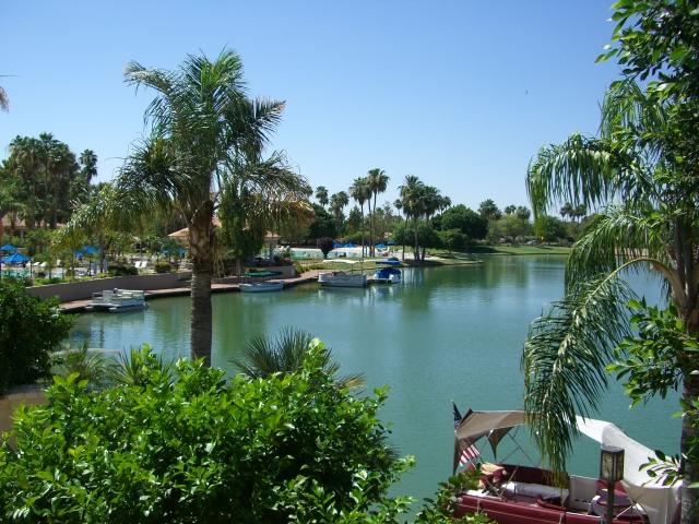 Where Do You Find Waterfront Property In The Phoenix East
