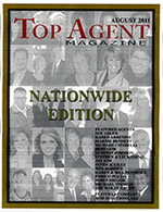 Top Agent Magazine August 2011